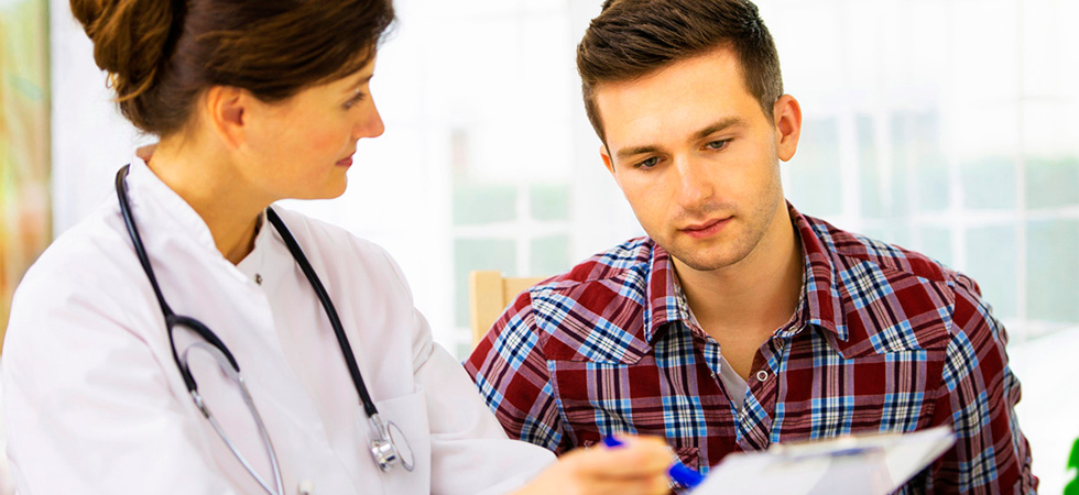 Кандидоз у мужчин: фото, симптомы и лечение